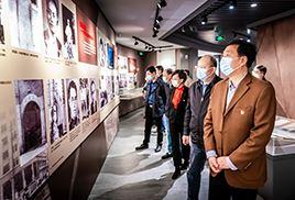 机关组织参观江苏国家安全教育馆